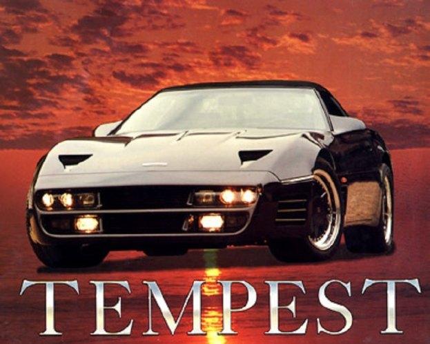 Jankel Tempest brosjyre