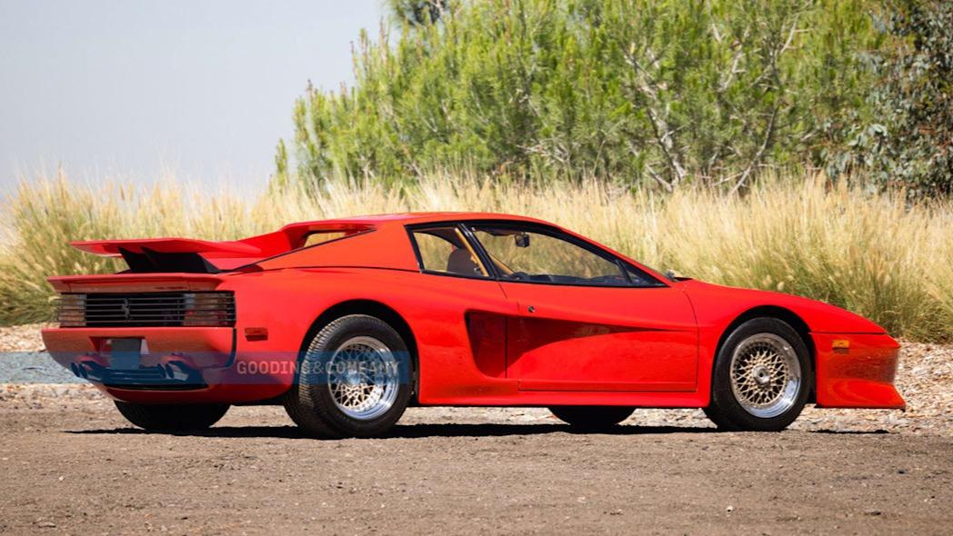 1986 Koenig Ferrari Testarossa