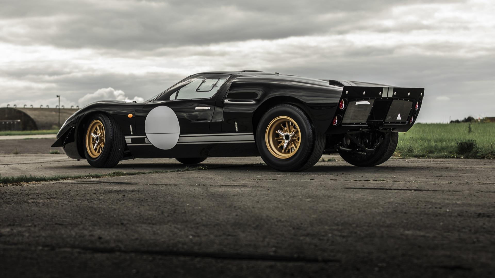 GT40 med elektrisk drift