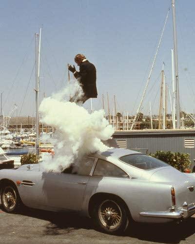 Bilen dukket også opp i The Cannonball Run i 1981