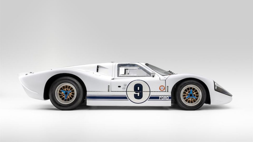 Mk IV fikk bare 1967 sesongen til å vise seg fram.