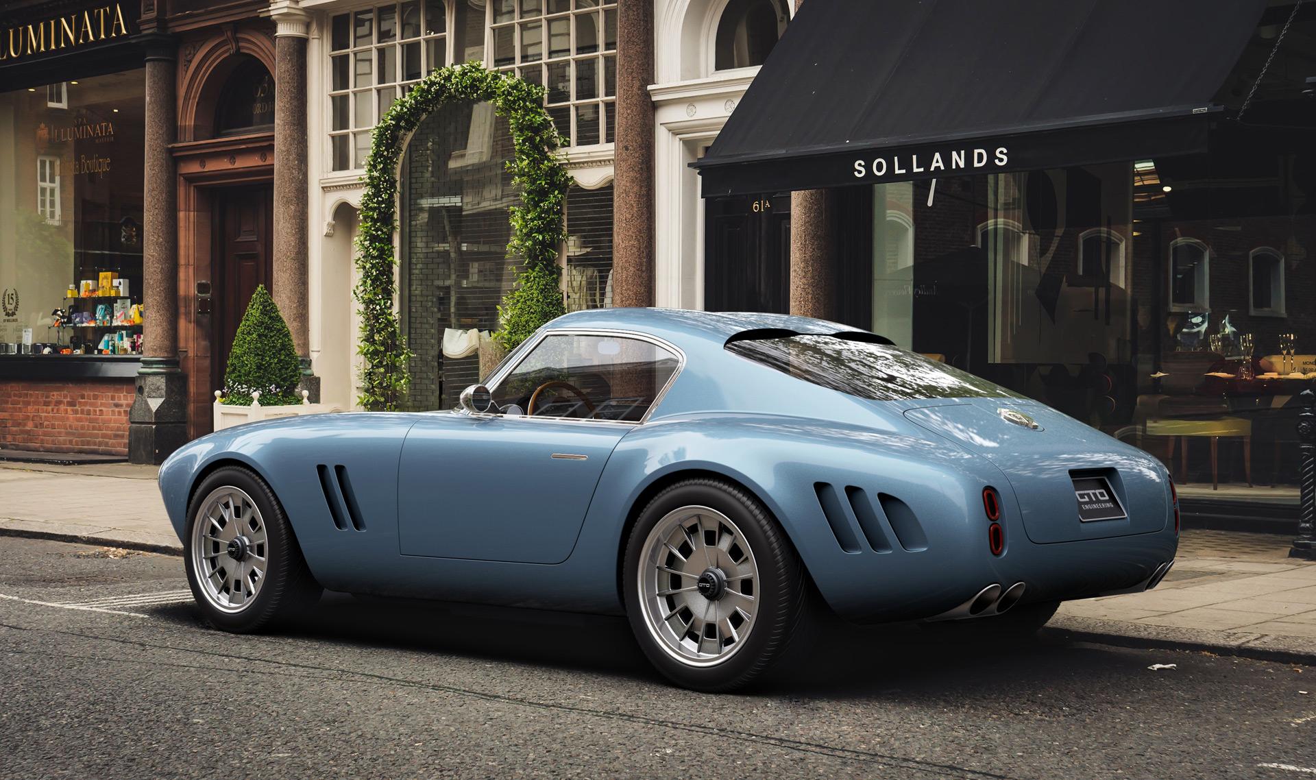GTO Engineering Squalo har proporsjonene i orden.