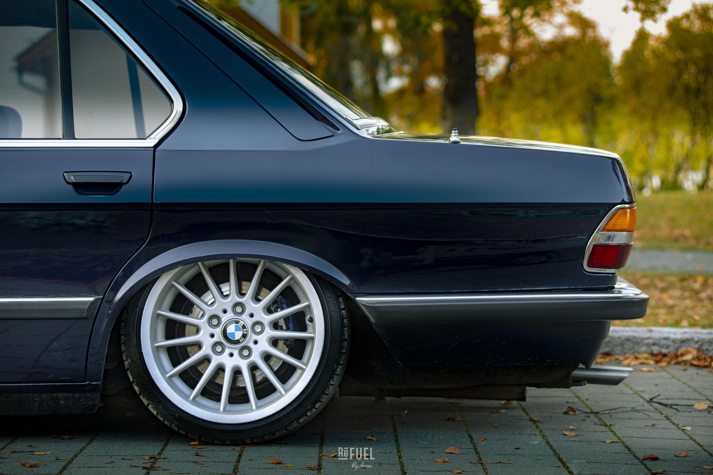Originale BMW Style 32-felger!