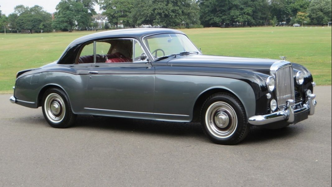 Bentley S1 Continental Coupe