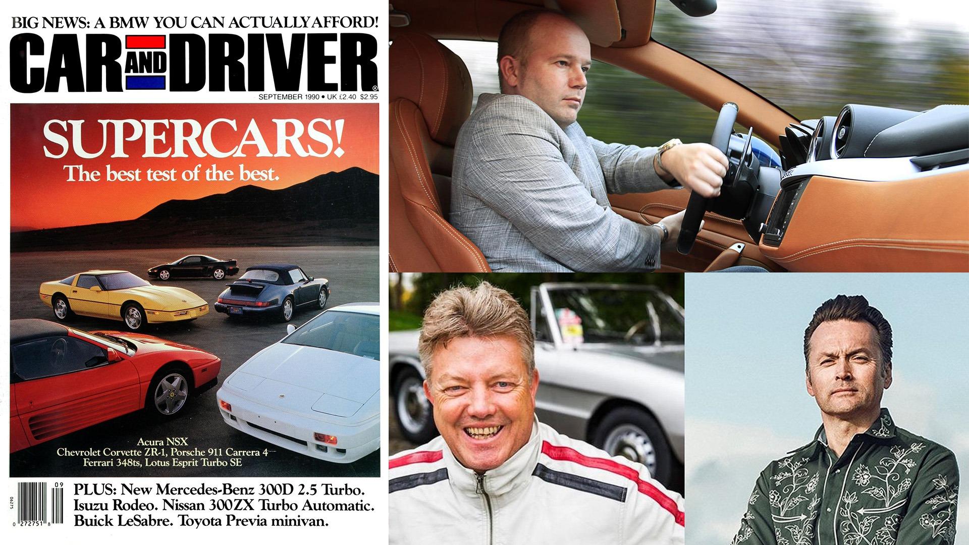Lordens garasje: De feteste bilene fra 1990 med Hilberg Ove Johansen og Bjarne Reistad som gjester