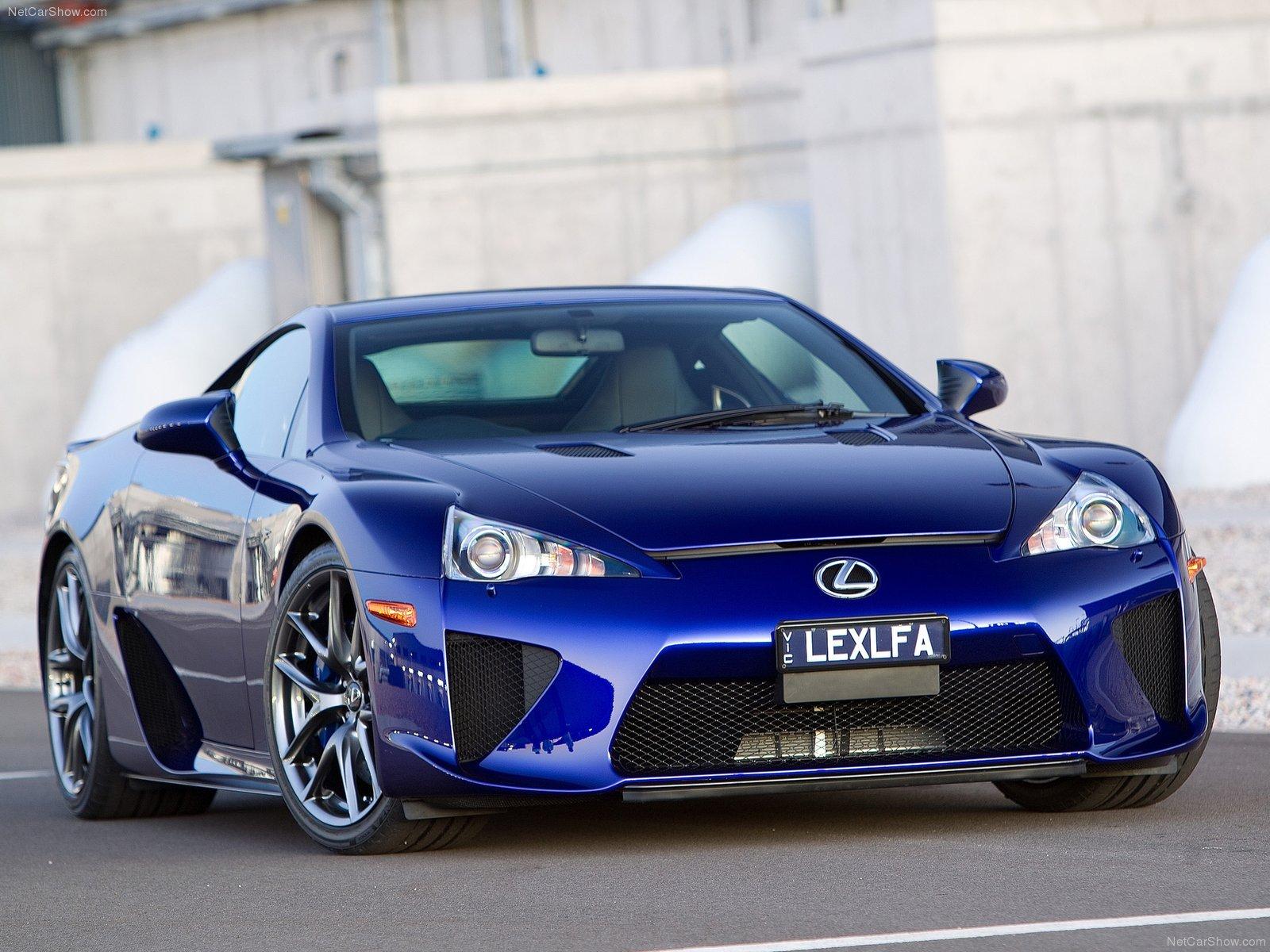 Mørke tider for BBS, men det var fortsatt håp. Blant annet leverte de felger til Lexus sin LFA fra 2011.