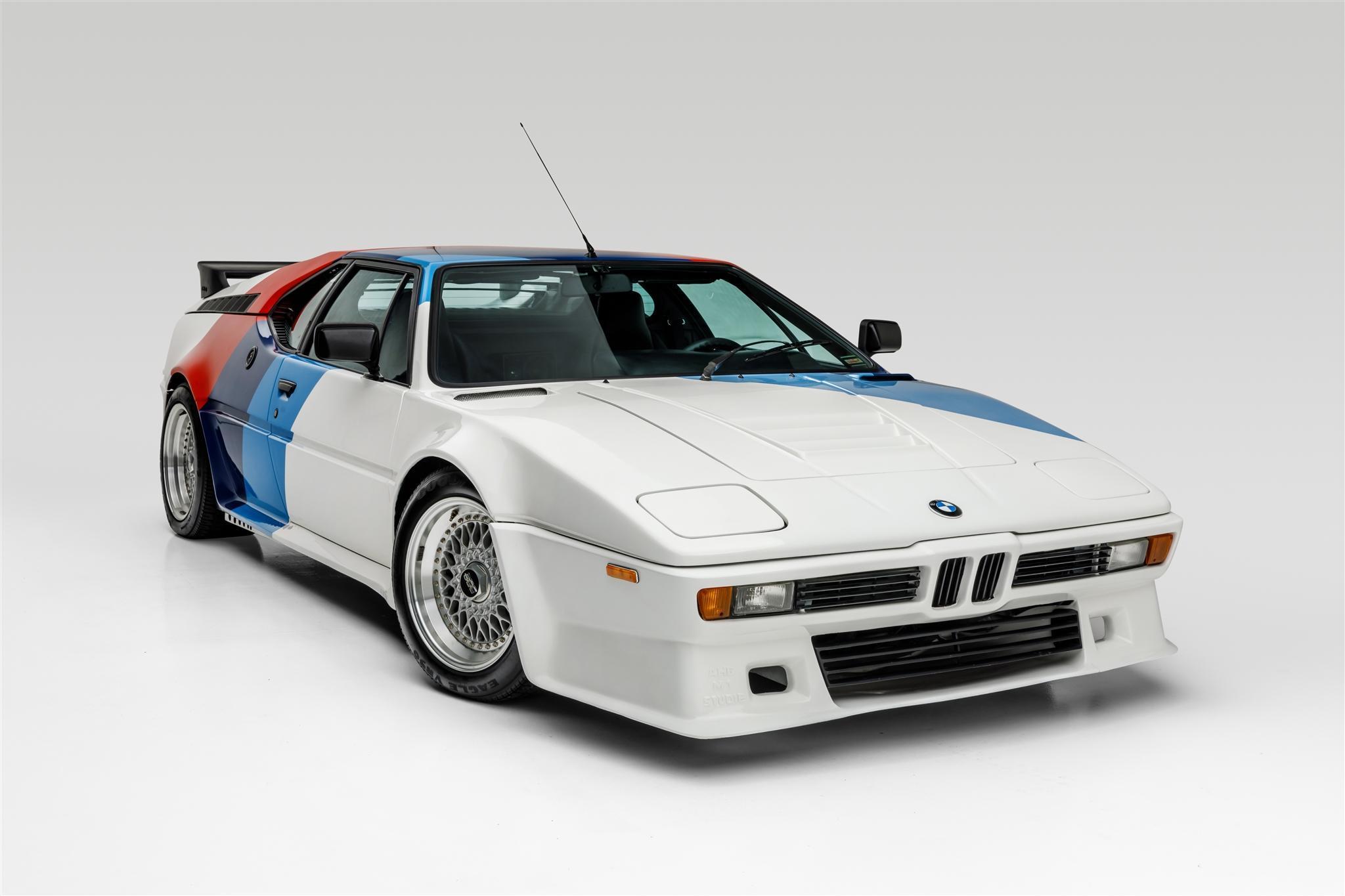 BMW M1 i all sin prakt