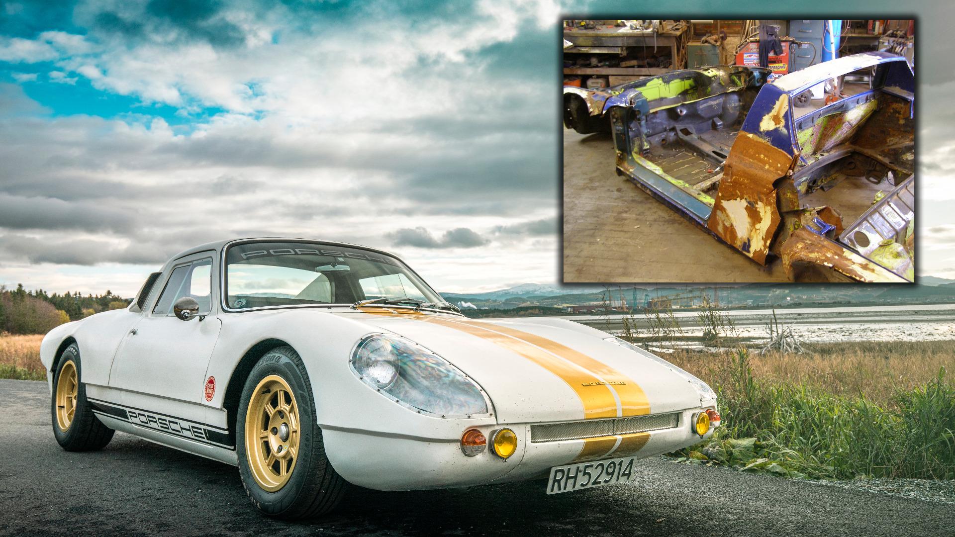 Fantomet – 1964 Porsche 904 Replika