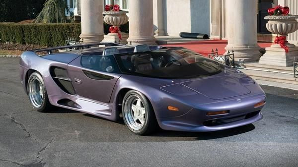 Vector Avtech WX-3 Roadster