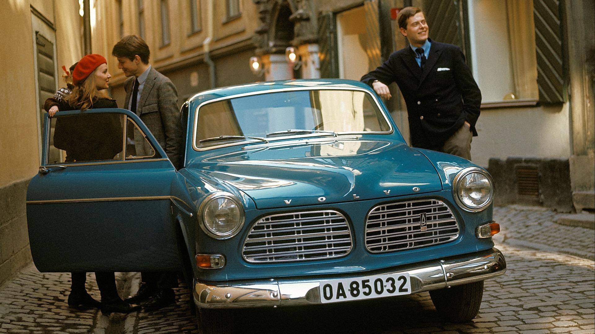 Tyske Kreidler stoppet bilen fra å bli kalt «Amason».
