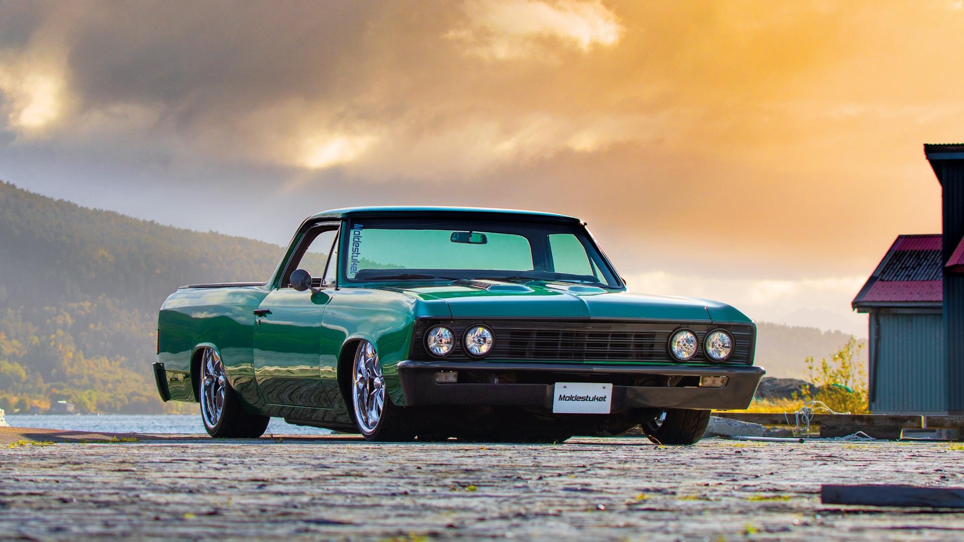 How low can you go? – 1967 Chevrolet El Camino