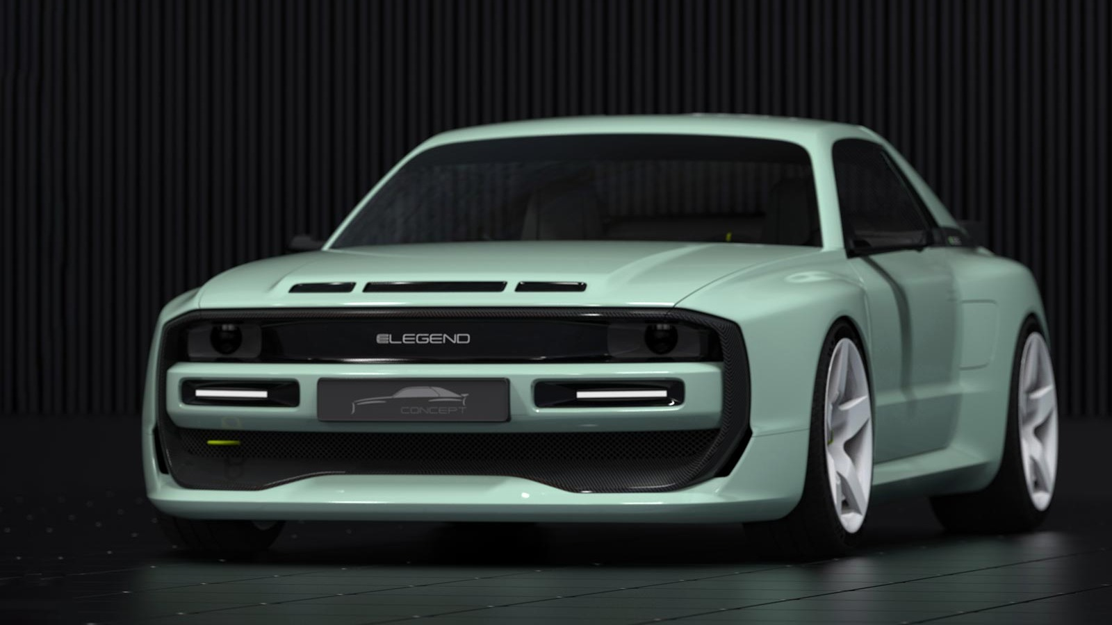 Elegend har tatt det beste fra Sport Quattro og gjort det moderne.