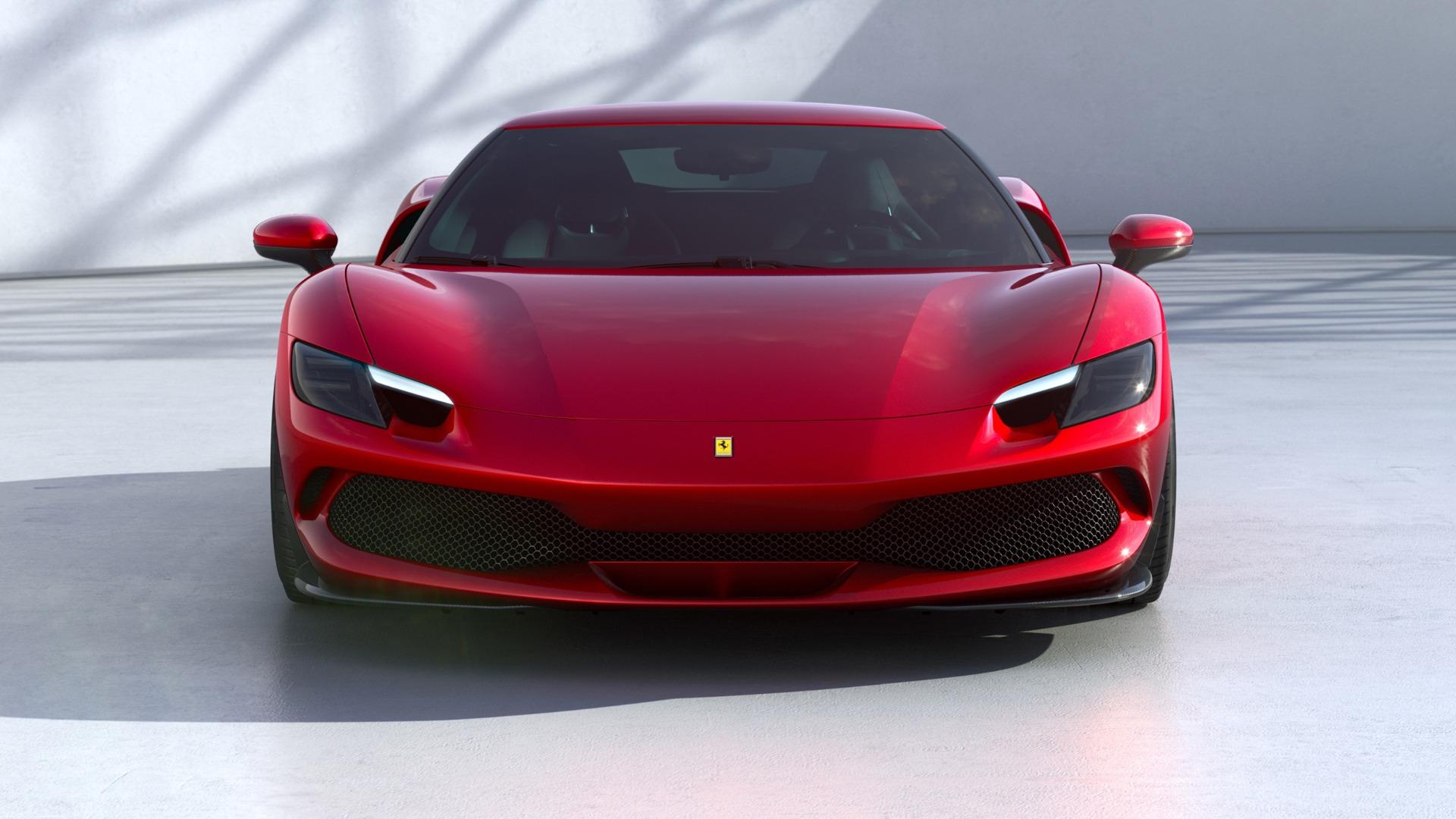 Ferrari har nok en gang kommet opp med et mesterverk
