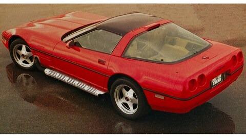 Beistet fra Detroit  - Corvette ZR-12