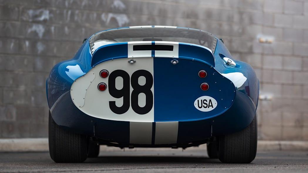 Denne bilen har chassisnummer CSX 2469 var Carroll Shelbys egen bil.