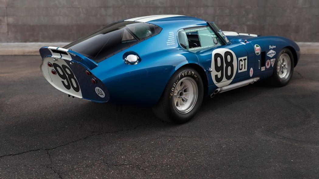 . Kun 6 biler ble bygget, men de vant sin klasse i alt fra Le Mans, 12-timers på Sebring, 24-timers på Daytona og Nürburgring 1000 km.