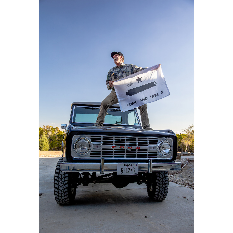 Ted og hans Bronco