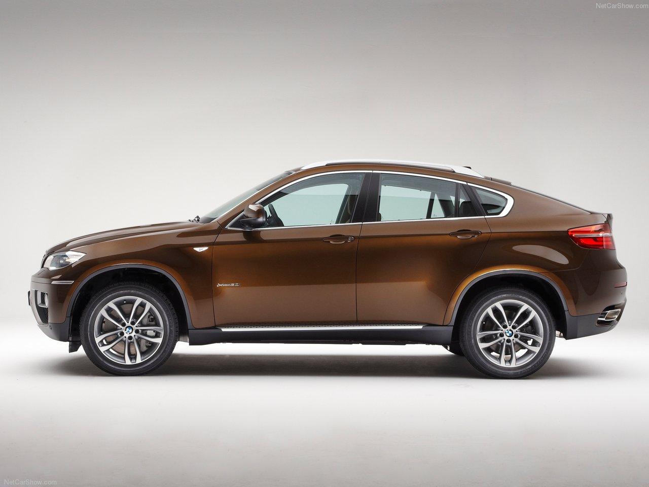 BMW X6 åpnet vei til en ny nisje