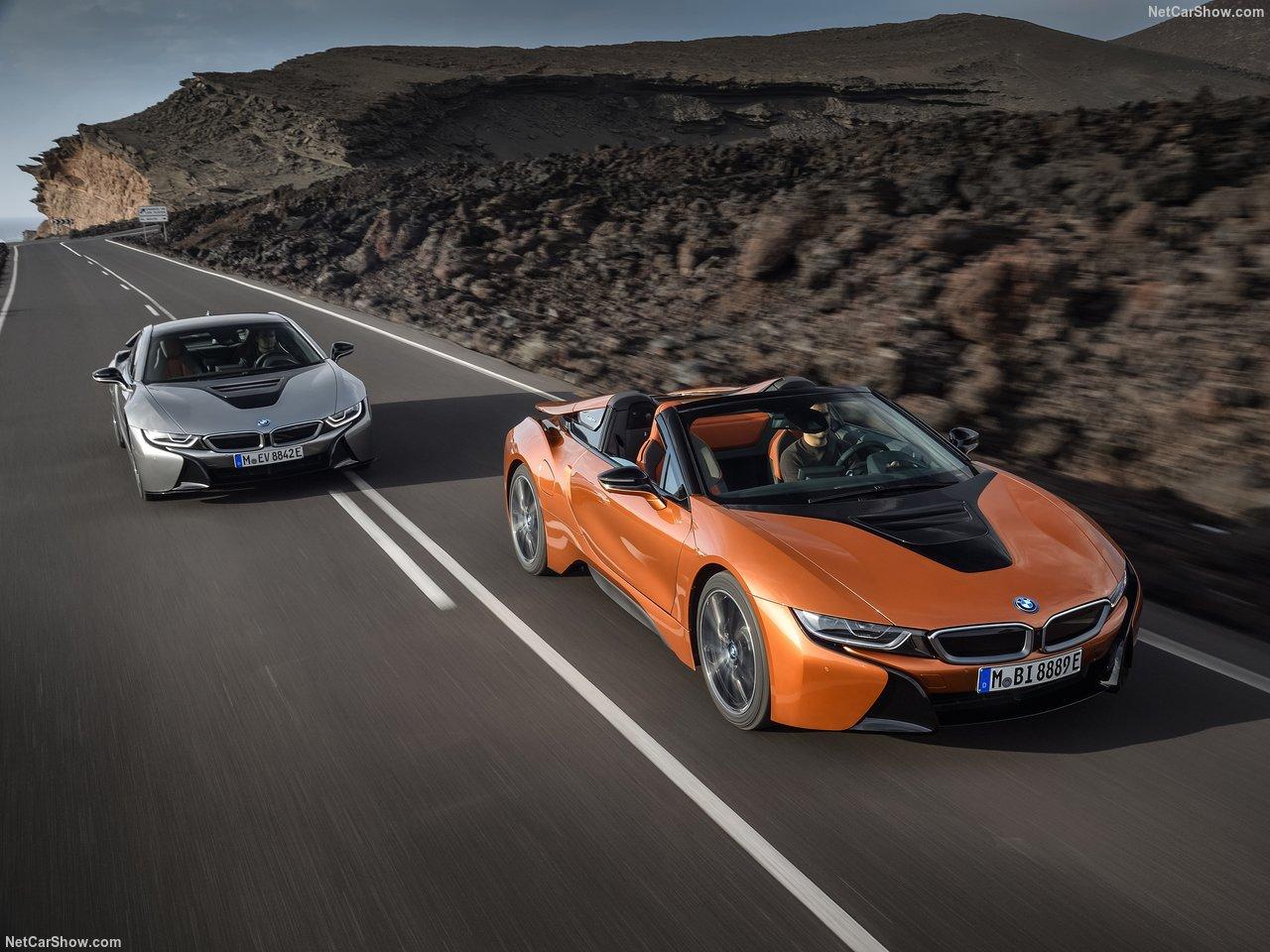 BMW i8 er allerede et ikonisk design for mange