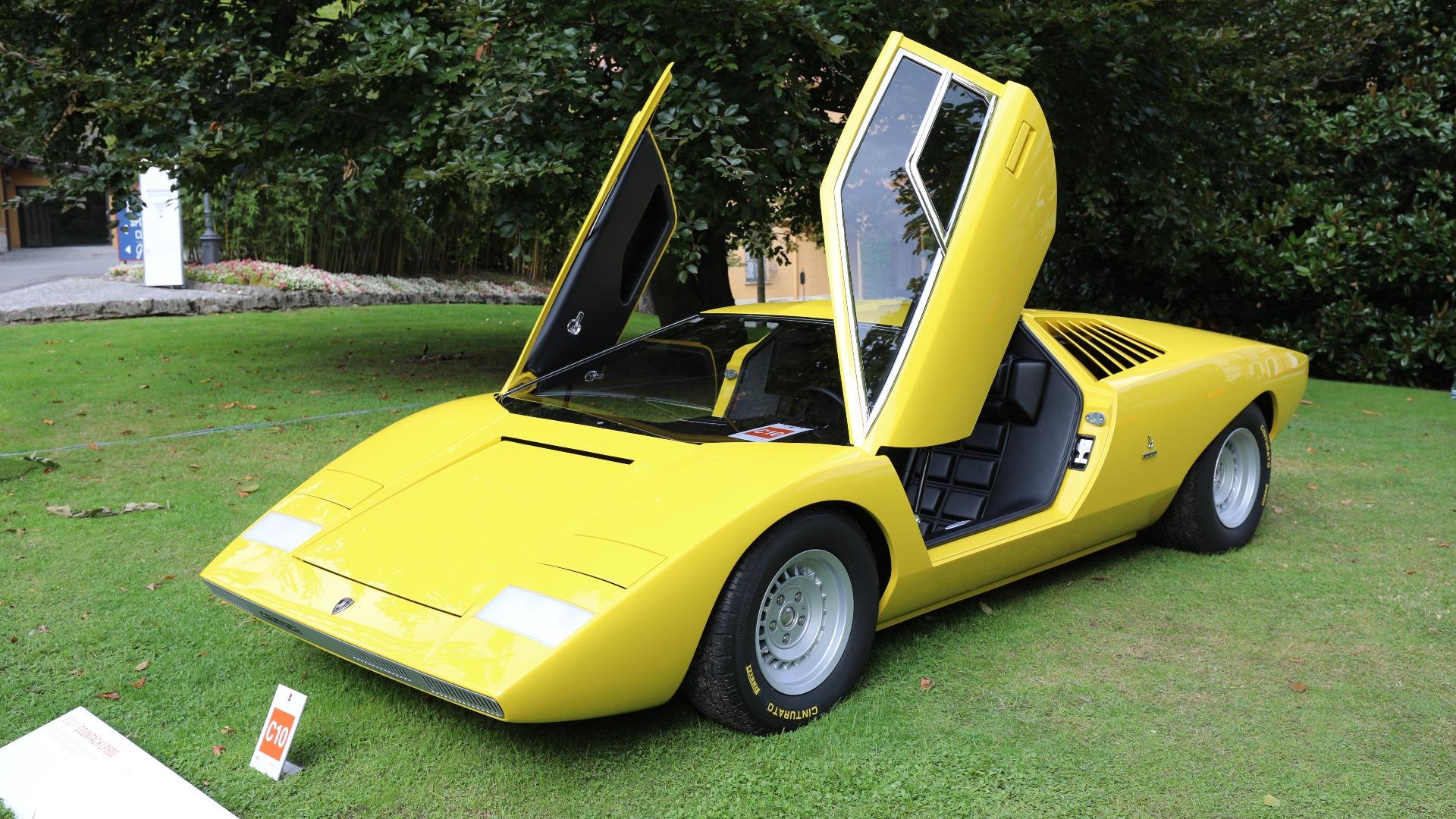 Et syn for guder - Lamborghini Countach LP500