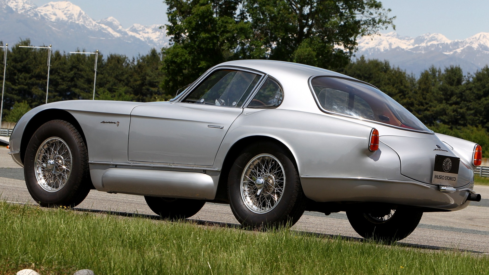 Alfa Romeo 2000 Sportiva Coupe (Bjarne)