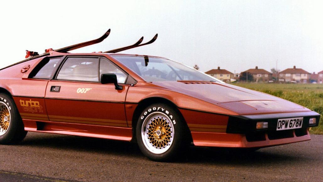 Lotus Esprit Turbo (Lorden)