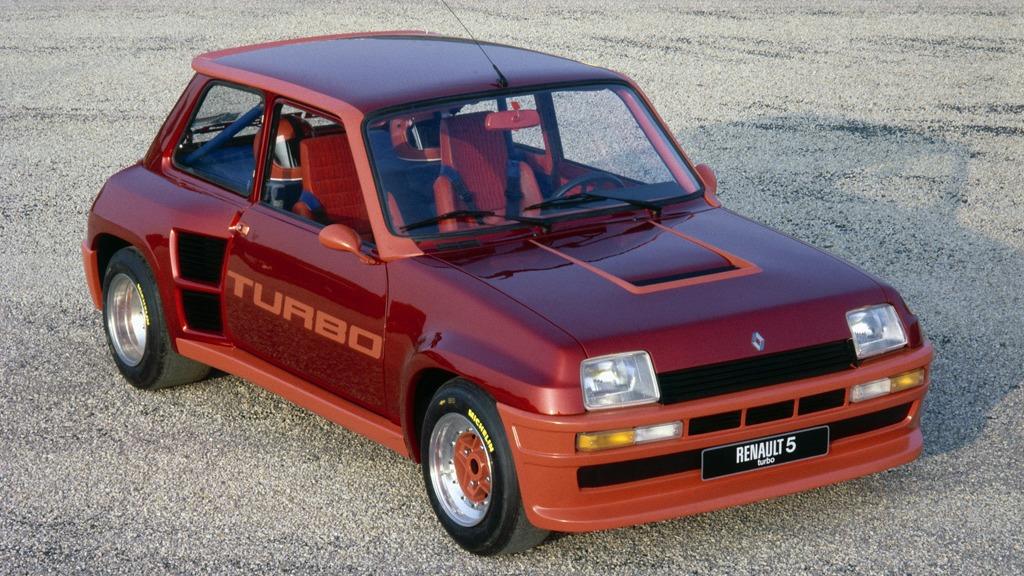 Renault 5 Turbo (Lorden og Ove)