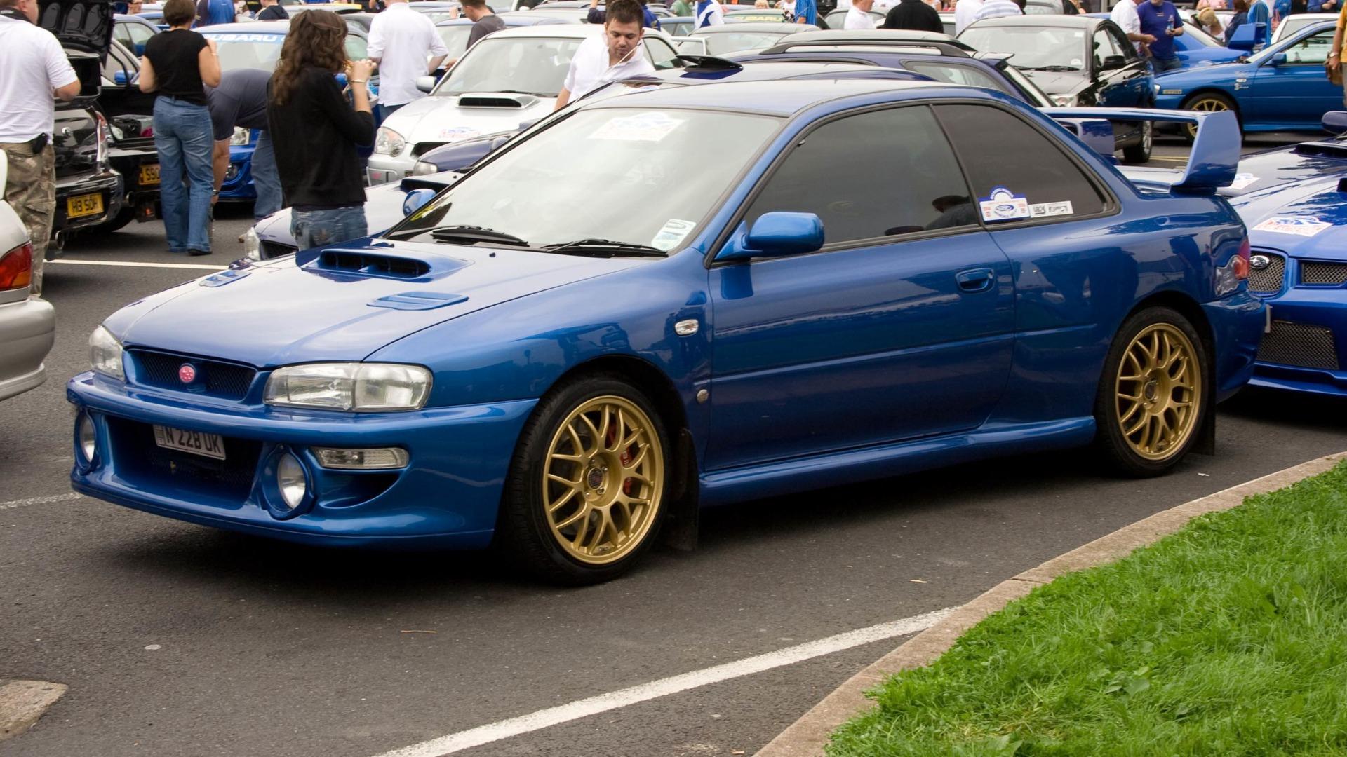 Subaru Impreza 22B STi (Lorden)