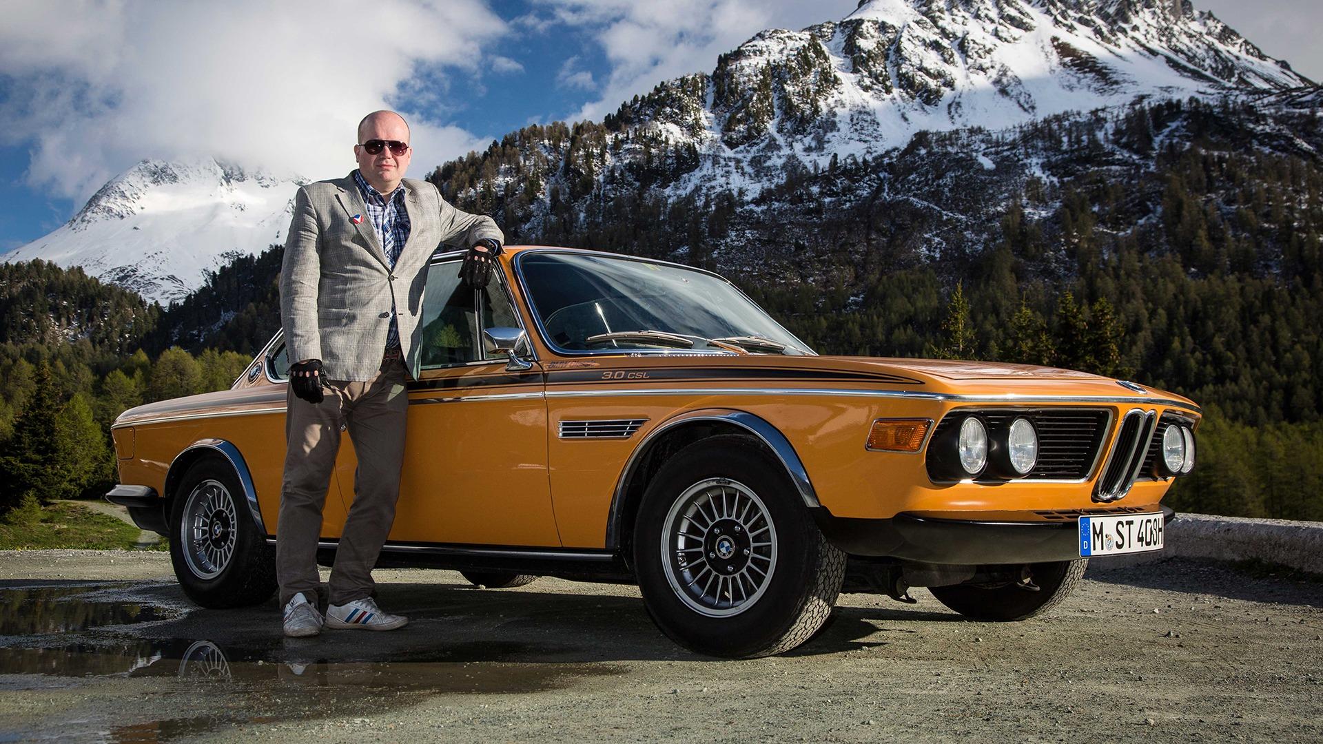 Lordens garasje ep. 49 - Den perfekte bilferien: Alpene