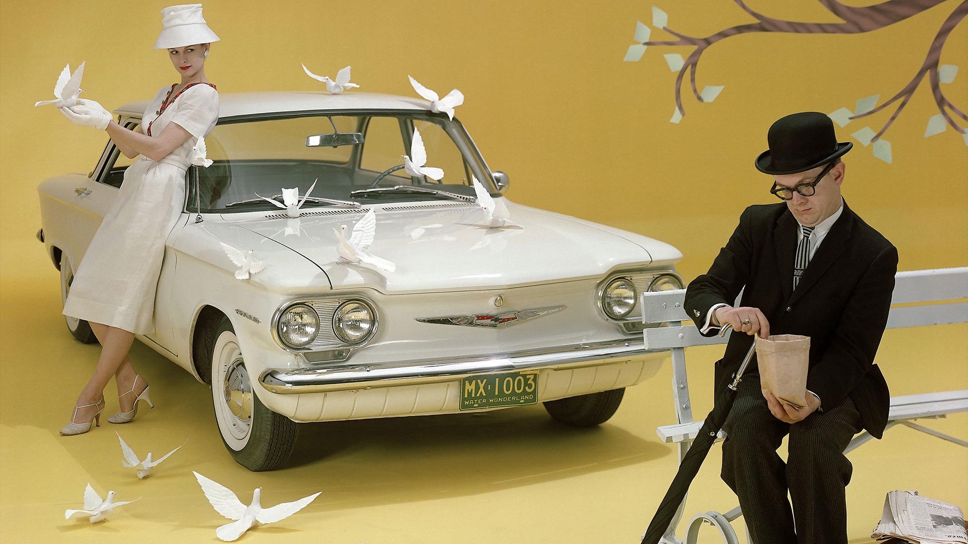 Lordens garasje ep.33 – Chevrolet Corvair: The movie