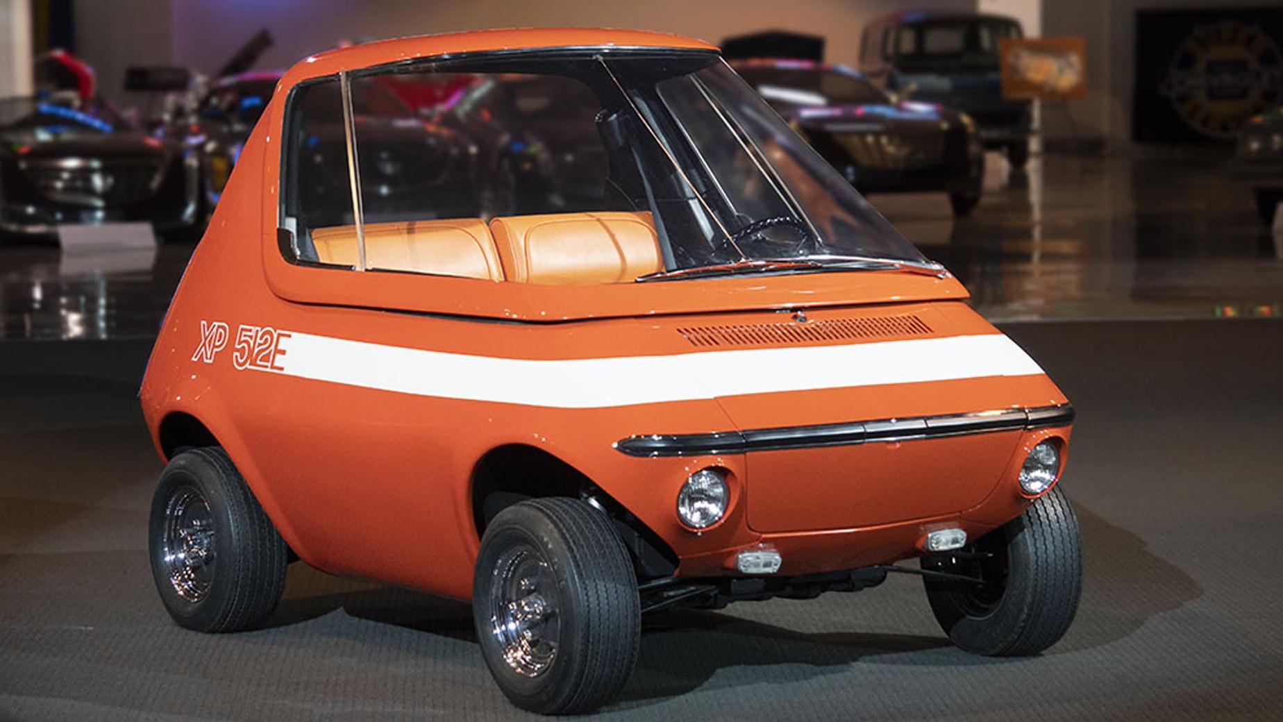 1969 GM XP 512E