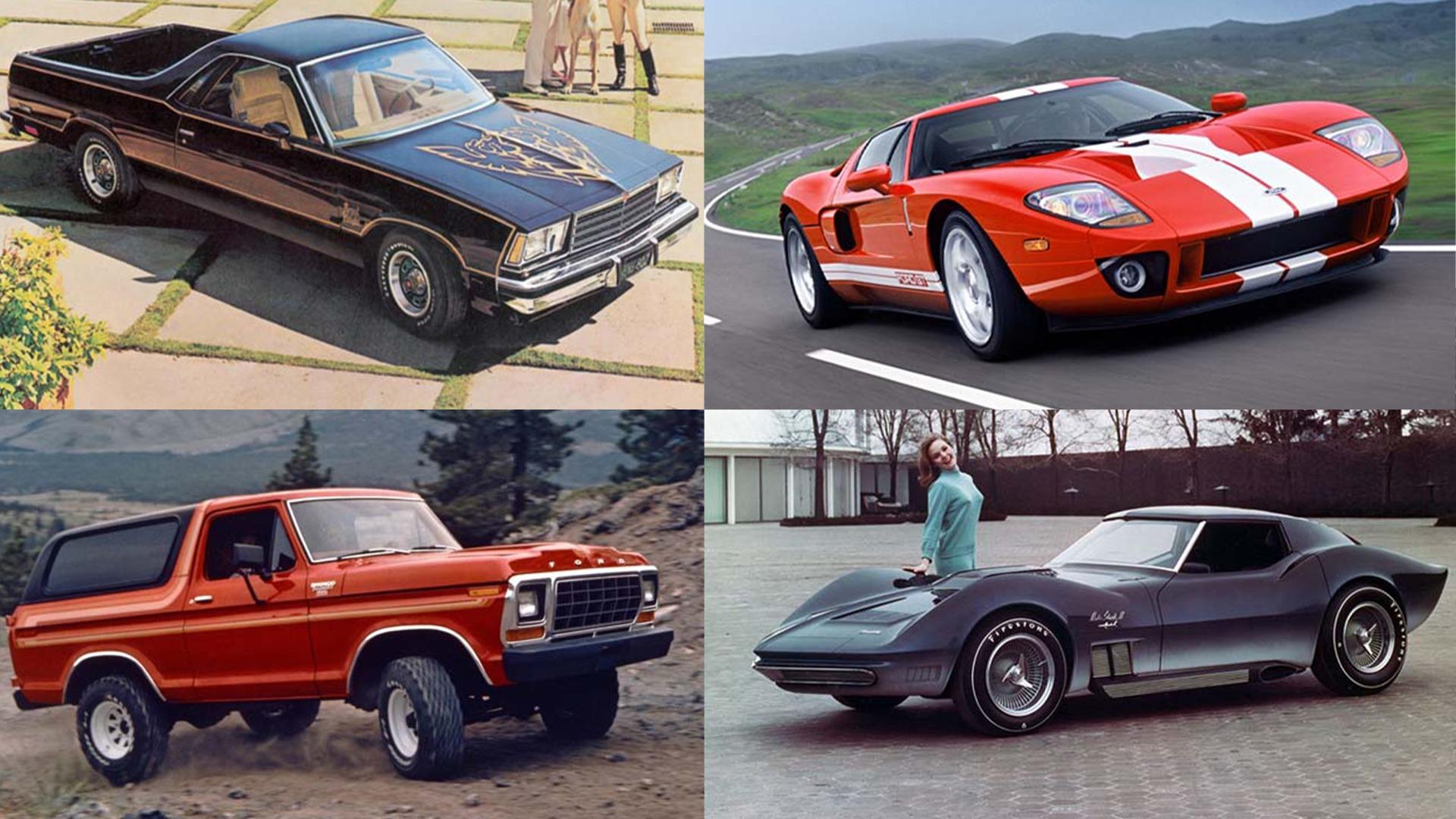 Lordens garasje ep.50 – Ford vs. Chevrolet