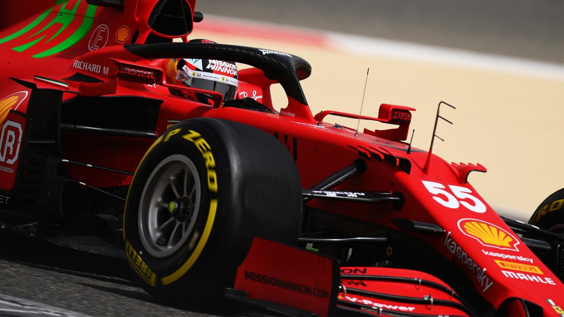 Lordens garasje - Formel 1-sesongen 2021