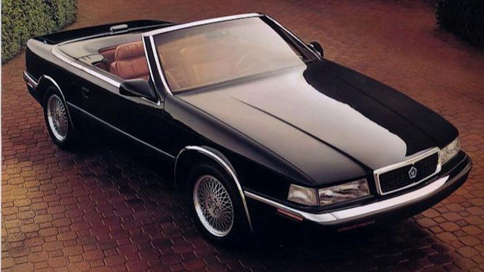 Chrysler TC by Maserati