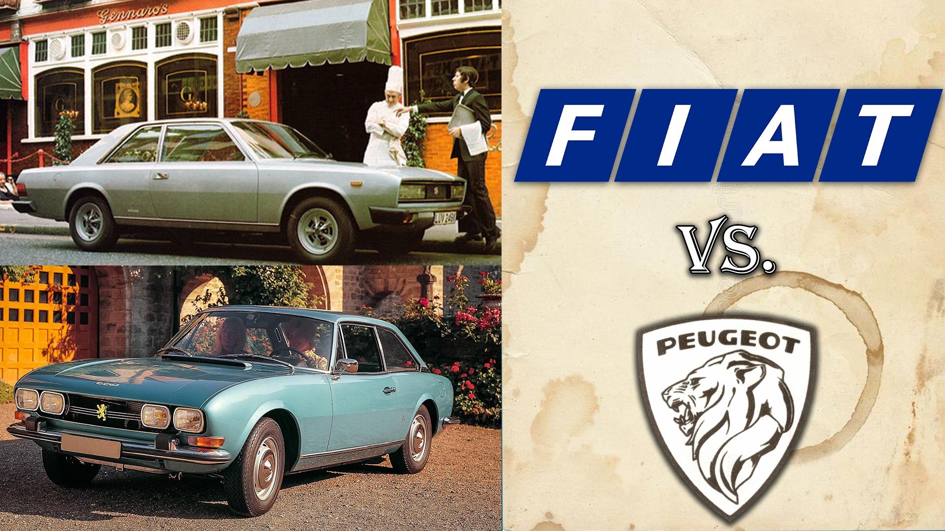 Lordens garasje ep. 36 – Fiat vs. Peugeot