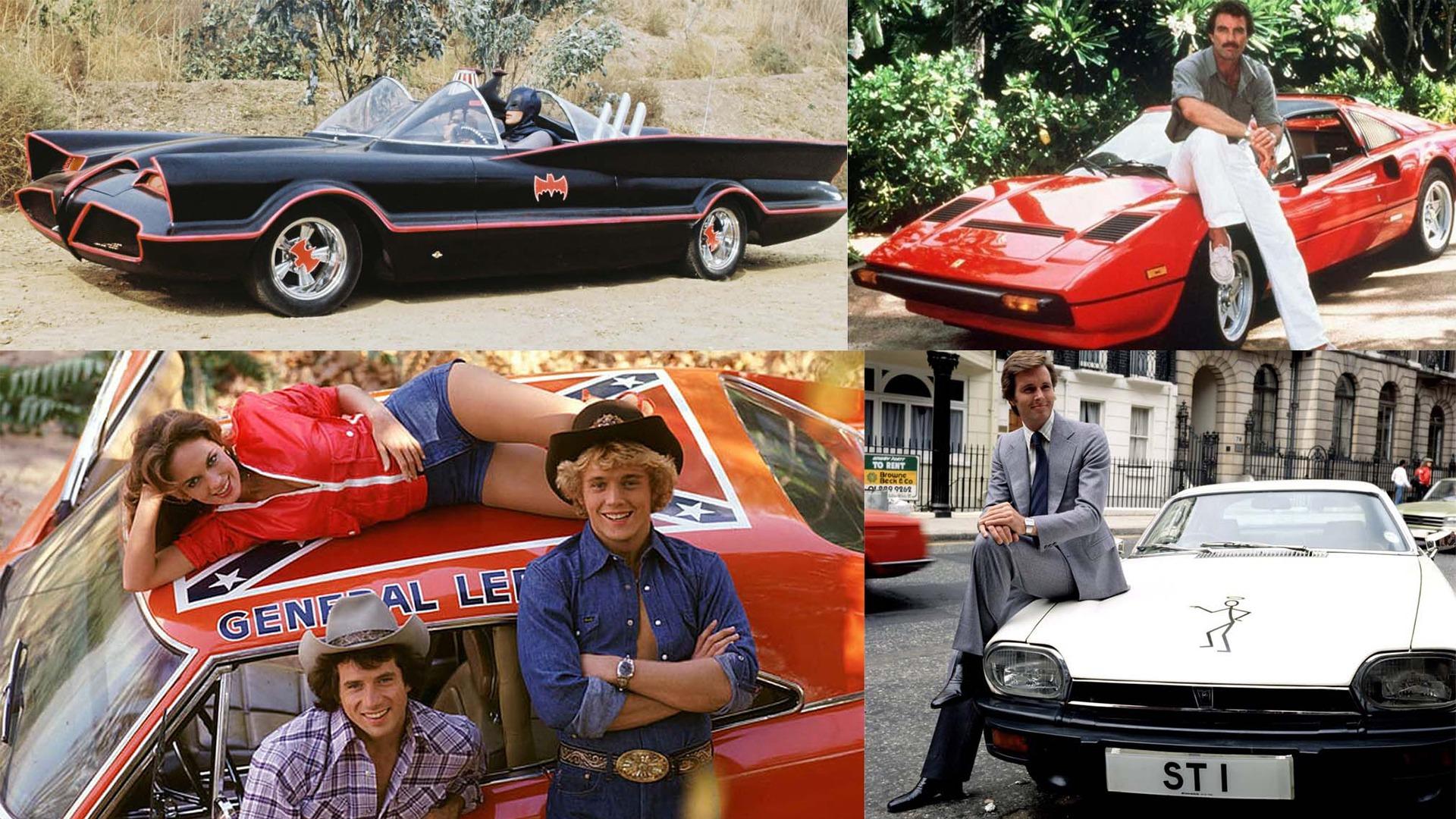 Lordens garasje ep.47 – Nye Countach og TV-seriebiler