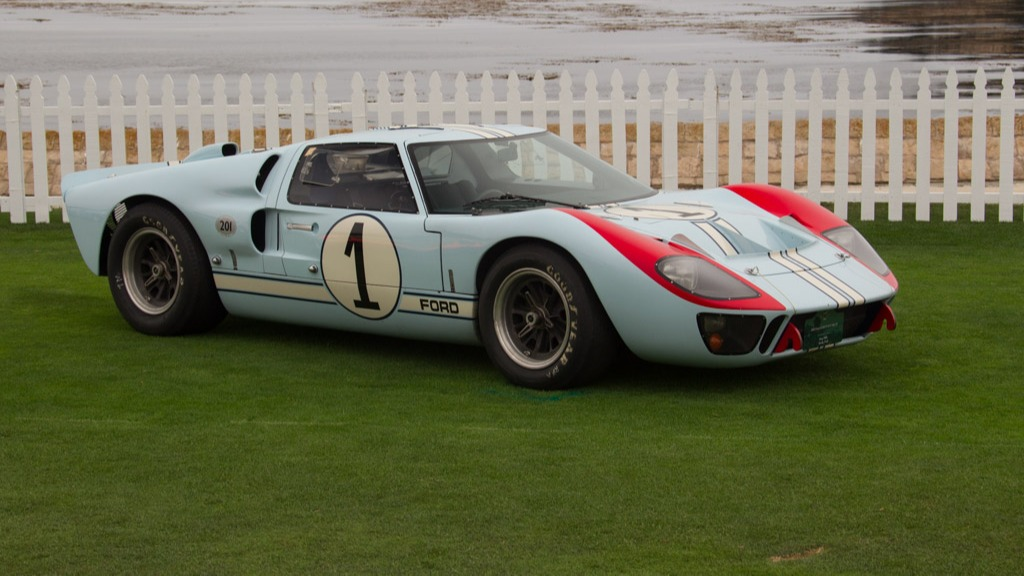 Ford GT40 MkII (Ove)