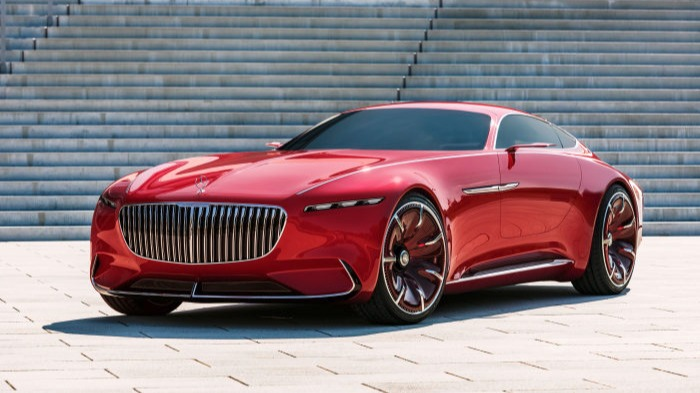 Maybach Vision 6 coupe (Ove)