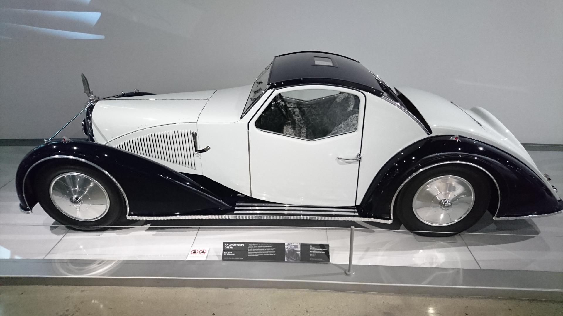 Voisin C27 Aerosport Coupe (Ove)