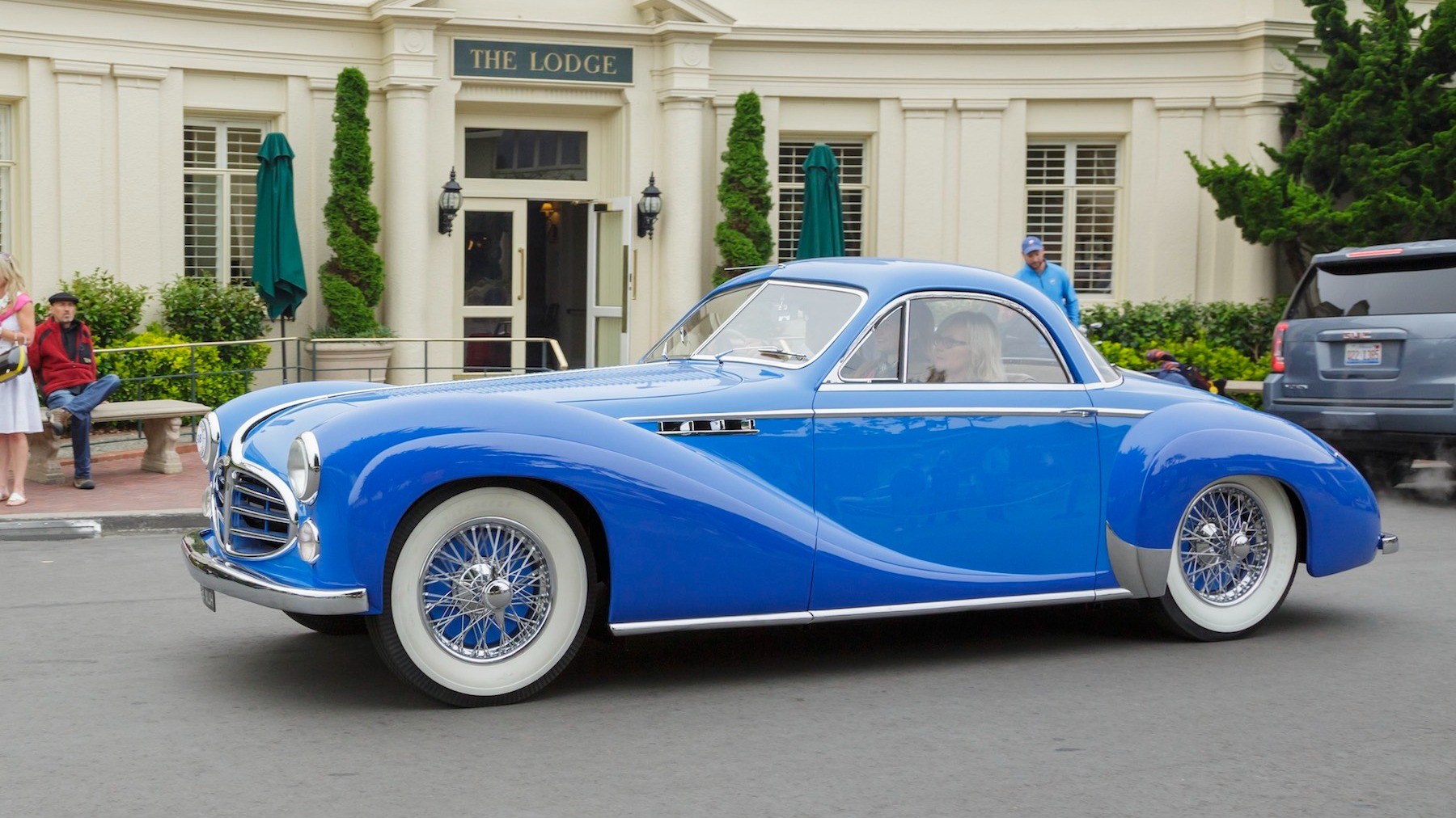 Delahaye 235 MS Chapron Coupe