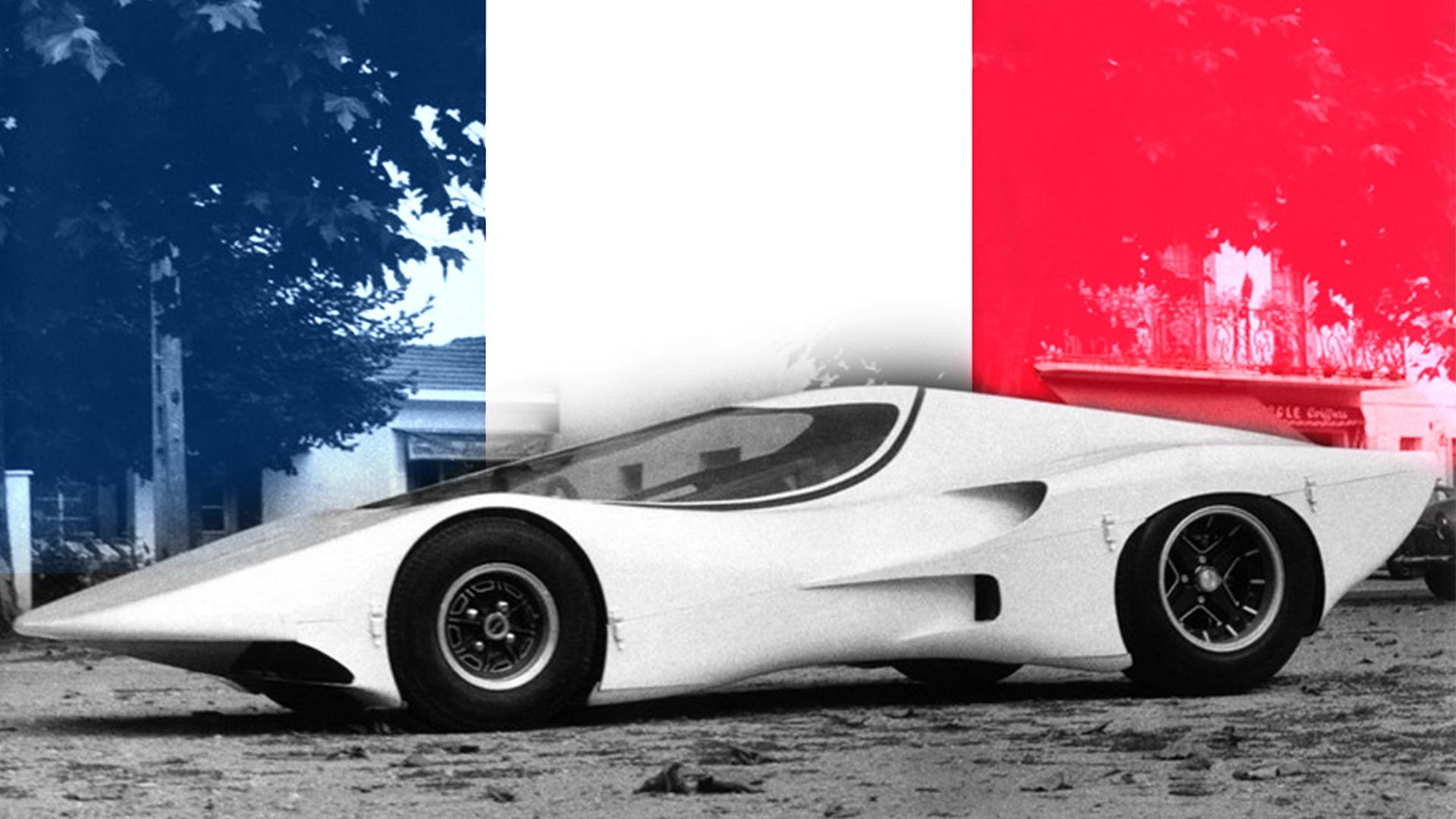 Lordens garasje – Topp 5 Frankrike