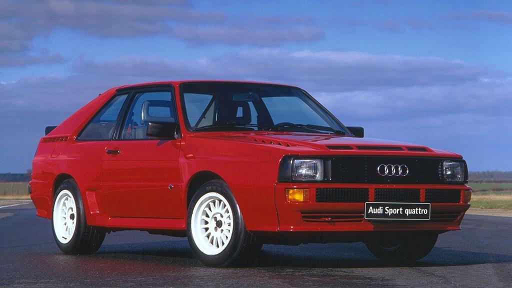 Audi Sport Quattro(Lorden)
