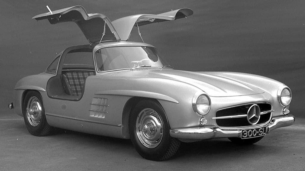 Mercedes-Benz 300 SL {Lorden}