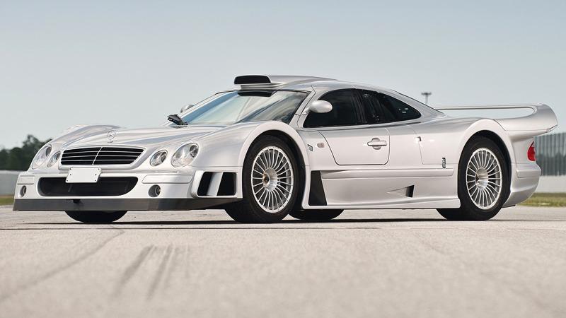 Mercedes Benz CLK GTR(Ove)