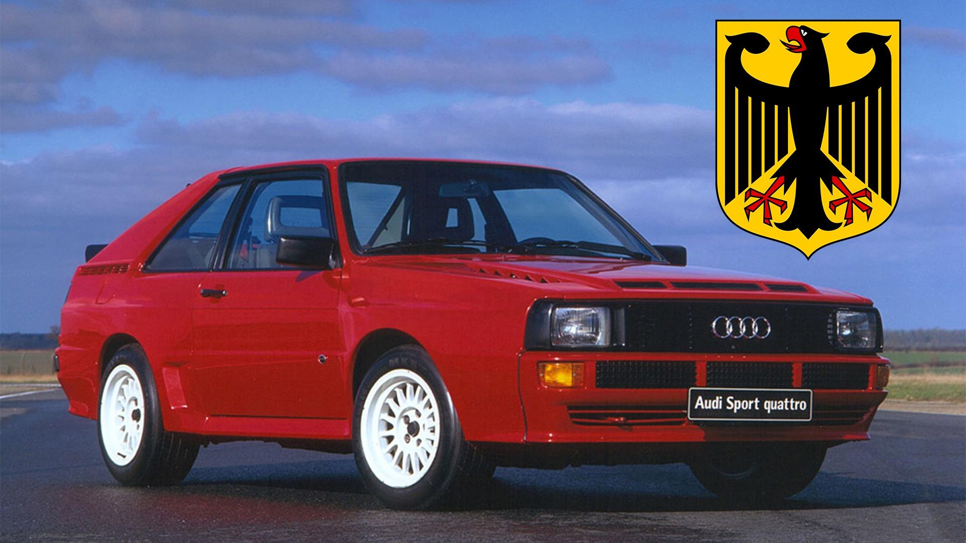 Lordens Garasje – Topp 5 tyske biler