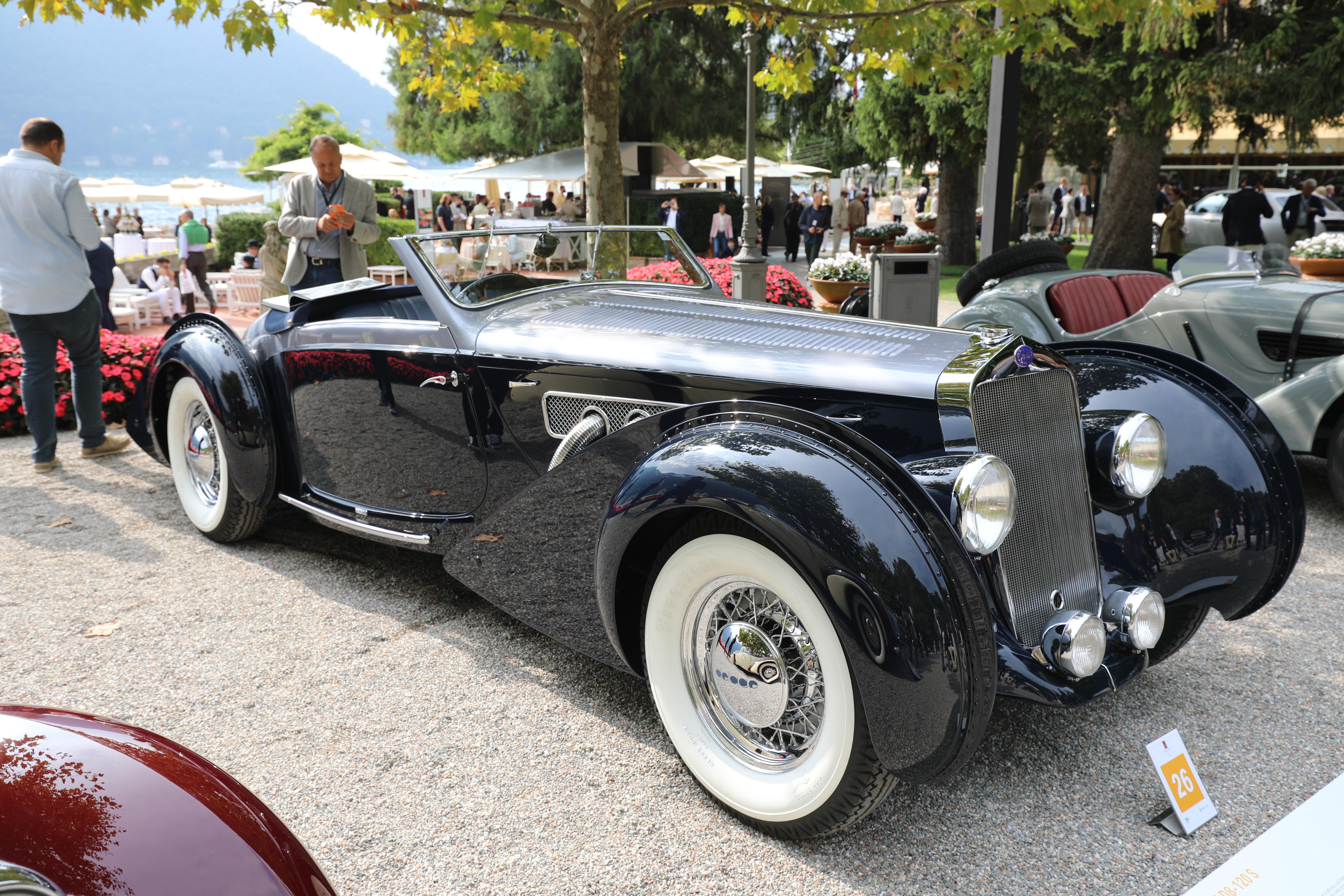 1938 Delage D8-120 S