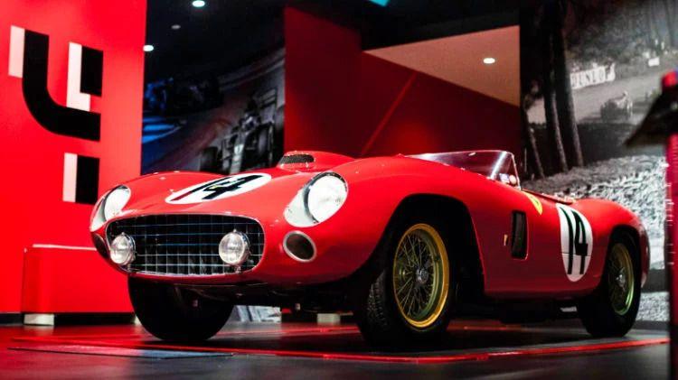 1956 Ferrari 290 MM Foto RM Sotheby's