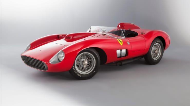 1957 Ferrari 335 Sport Scaglietti Foto Artcurial