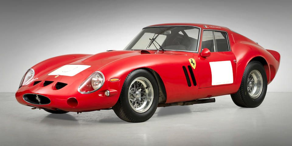 1962 Ferrari 250 GTO Foto Bonhams