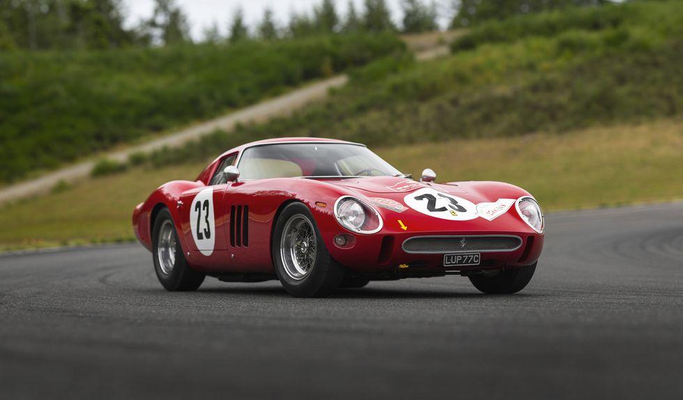 1962 Ferrari 250 GTO Scaglietti Foto RM Sotheby's